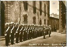 REPUBBLICA DI S.MARINO - GUARDIA D'ONORE 1952