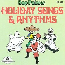 Holiday Songs & Rhythms by Hap Palmer (CD, Activity Records) vocal instrumental