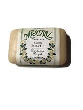 Mistral French Bar Soap 200 g / 7 oz Savin Extra Fin  Gardenia Royal