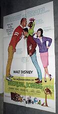 The Misadventures Of Merlin Jones orig poster Norman Grabowski/Annette Funicello