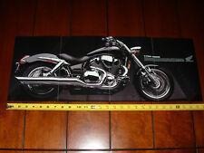 2001 HONDA 1800 VTX  - ORIGINAL POSTER / AD