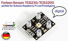 RGB Farb Sensor Modul Farberkennungssensor TCS230 TCS3200 f Arduino Raspberry Pi