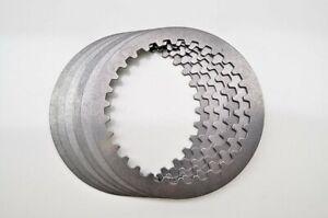 04-09 Kawasaki EX500 Ninja 500 Barnett Steel Clutch Plate Kit  401-45-048002(6)