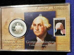 1982-S USA GEORGE WASHINGTON PROOF SILVER HALF DOLLAR