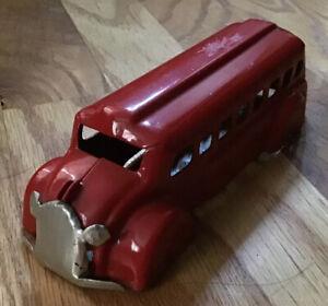 30's Wyandotte Metal Bus Shell