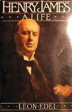 Henry James by Edel Leon - Book - Soft Cover - Biography Australian