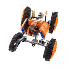 1x Lego Roboter Set Model Exo-Force 7706 Mobile Defense Tank Incomplete