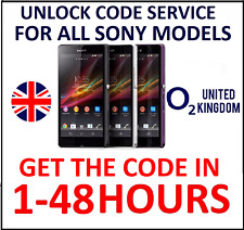 O2 Uk Unlock Code For All Sony Xperia Z2 D6503 M2 D2303 D2306 E1 D2104