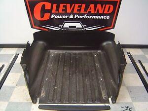 2003-2006 Chevrolet SSR OEM Rear Trunk Cargo Bed Liner Plastic Black