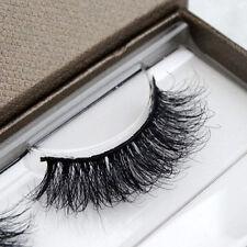 1 Pair Mink Natural Thick False Fake Eyelashes Eye Lashes Makeup Extension Xn