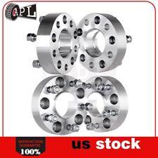 "4X 1.5"" 5x4.75/5X120.7 12x1.5 Hub Wheel Spacers For Pontiac Trans Am"