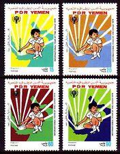 Yemen PDR 1979 ** Mi.234/37 Jahr des Kindes Year of the Child