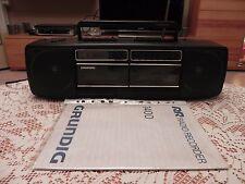 Grundig RR 1400   Radio Recorder   Topzustand !