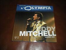 LES CONCERTS MYTHIQUES DE L'OLYMPIA EDDY MITCHELL 1994 - LIVRE + CD
