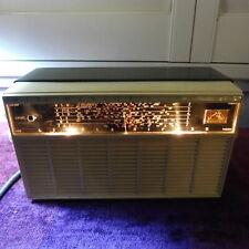HMV  Super 5 Little Nipper Valve Radio Model 65-54 c.1960 - 68 Works Well
