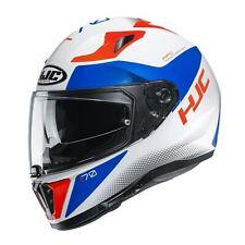 HJC i70 Tas MC-26H blau/rot/weiss Helm 59/60-L Motorradhelm Sonnenblende