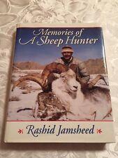 Rashid Jamsheed Memories Sheep Hunter Iranian Mountain HUNTING Rams Bighorn Ibex