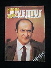 Orig.PRG / Vereinszeitung  1985/86  JUVENTUS TURIN - Ligaspiele / Reportagen /..