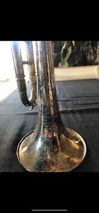 Trompette de collection Henri Selmer