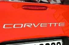 Corvette C 5 C5       Heck Insert   23 Farben zur Ausw.