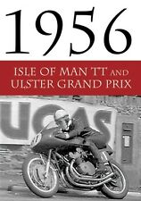 Isle of Man TT / Ulster Grand Prix 1956 (New DVD) Motorcycle Sport Surtees Duke