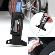 0-25.4mm LCD Display Car Digital Tire Tread Depth Gauge Measurer Caliper Tools