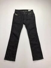 DIESEL PADDOM Straight Jeans - W29 L30 - Black - Great Condition - Men's