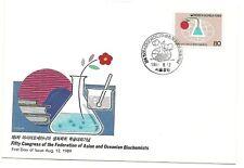 NOBEL- PHYSICS- CHEMISTRY:  KOREA-South  FDC Congresss Biochemistry 1989