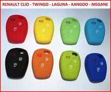 Cover chiave guscio RENAULT CLIO TWINGO LAGUNA KANGOO MEGANE MODUS, etc 3 tasti