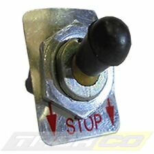 On Off Switch Engine Kill Switch d'arbre pour Stihl 070 090 tronçonneuses 1110 430 0202