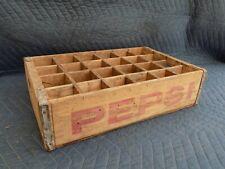 Boîte en bois bouteille de vin Cas Caisse Stockage DECOUPIS Craft Brown