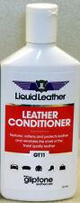 Gliptone Liquid Leather Conditioner 250ml Free G Cloth