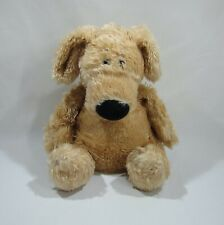 Golden brown dog by jellycat