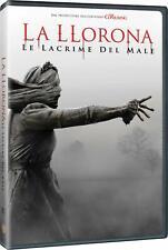 LA LLORONA - LE LACRIME DEL MALE - THE CONJURING (DVD) NUOVO, ITALIANO