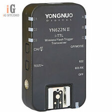 1PCS Yongnuo YN-622N II TTL Wireless Flash Triggerfor Nikon D800 D700 D600 D610