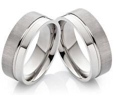 Eheringe Verlobungsringe Trauringe Partnerringe aus Titan Ringe Gravur  HT111