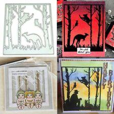 Kangaroo DIY Metal Cutting Dies Stencil Scrapbooking Album Stamp Paper Crafts