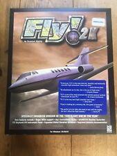 Fly 2K: BIG BOX! (PC, 2002) Brand New Sealed!