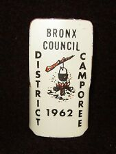 BOY SCOUT    BRONX COUNCIL  1962  N/C  SLIDE               NY