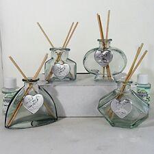 DLM26169 Profumatori in vetro per 25° Anniversario di Matrimonio bomboniera