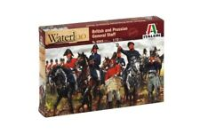 Italeri 1/72 Napoleonic British and Prussian General Staff # 6065