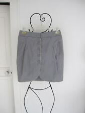 SANDRO,skirt,rock, jupe courte T2  gris