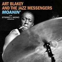 Blakey, Art & The Jazz MessengersMoanin' Stereo & Mono versions (New Vinyl)