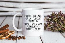 Puggle Gifts Puggle Coffee Mug Puggle Cup Puggle Birthday Gifts For Men And