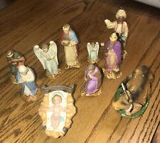 Vintage Made In France Nativity Set ( see description)
