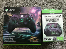 Xbox One Wireless Controller : Sea of Thieves Edition : NIB with code and stand