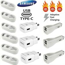OEM Samsung Galaxy S8 S9 S10+ Note8 9 Original Adaptive Fast Rapid Wall Charger