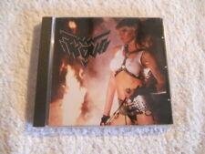 "Wendy O. Williams ""W.O.W.""  PB Rec.  Rare cd  Plasmatics NEW"