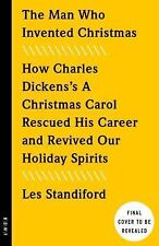 The Man Who Invented Christmas (Movie Tie-In): Includes Charles Dickens's Classi
