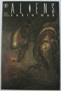 Aliens: Earth War #1 (Jun 1990, Dark Horse), NM-MT condition (9.8), first print